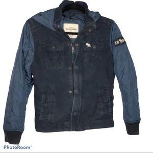 Abercrombie & Fitch Boy's Hood Coat Sz 9/10